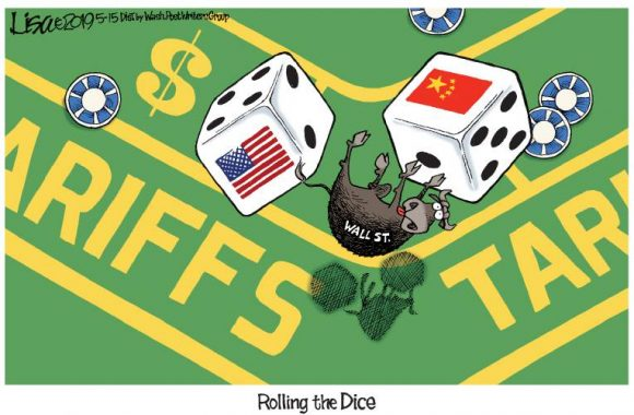 """""""Coming Recession/Correction To Bailout Dems Inconsistency?"""" or """"Prez Xi Rolls Dice With The Left?"""""""