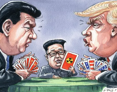 """""""President Xi Bluffs & Trump Calls? or  """"All In Market Betting On The River?"""""""