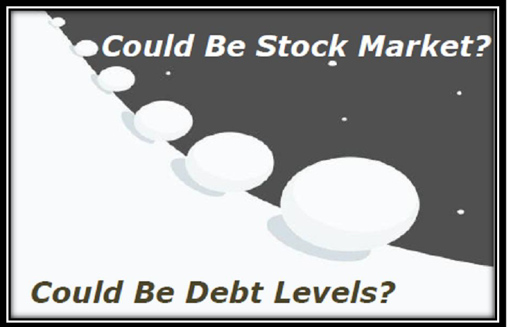 """""""Technical Data Points Snowballing Into The Abyss?"""" or """"Is This The Time To Relax Or Take Action?"""""""
